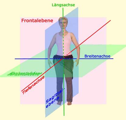 Körperachsen || Med-koM